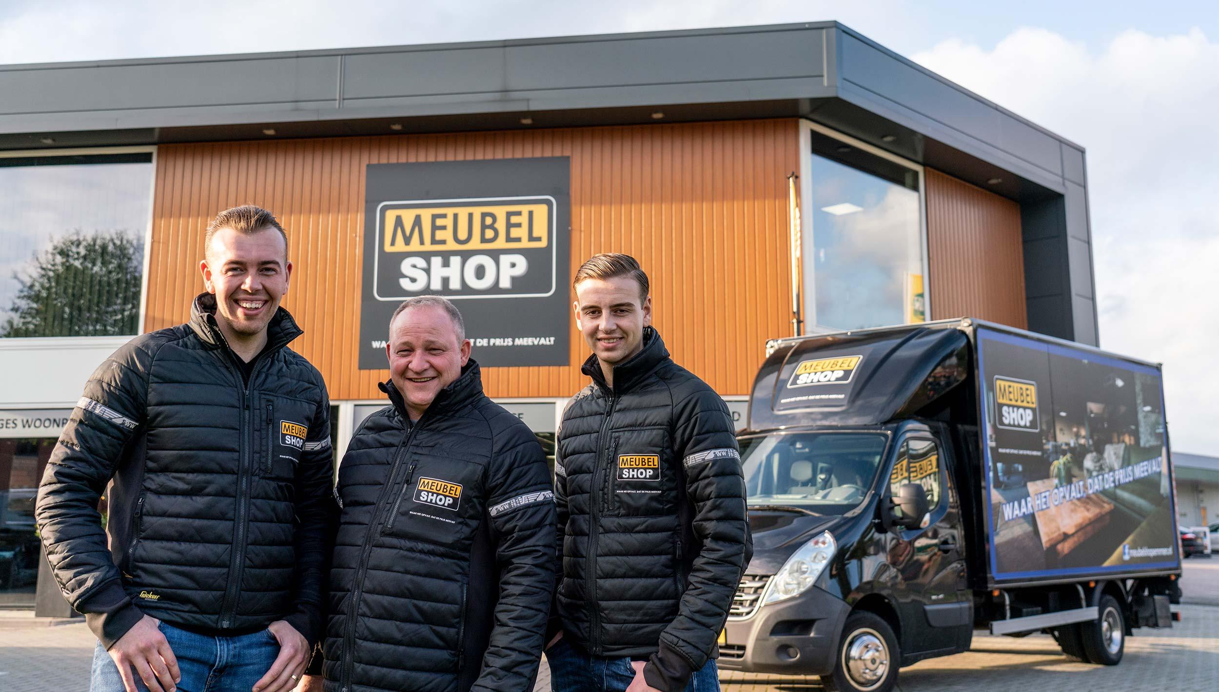 Maak kennis met het team van Meubelshop Emmen