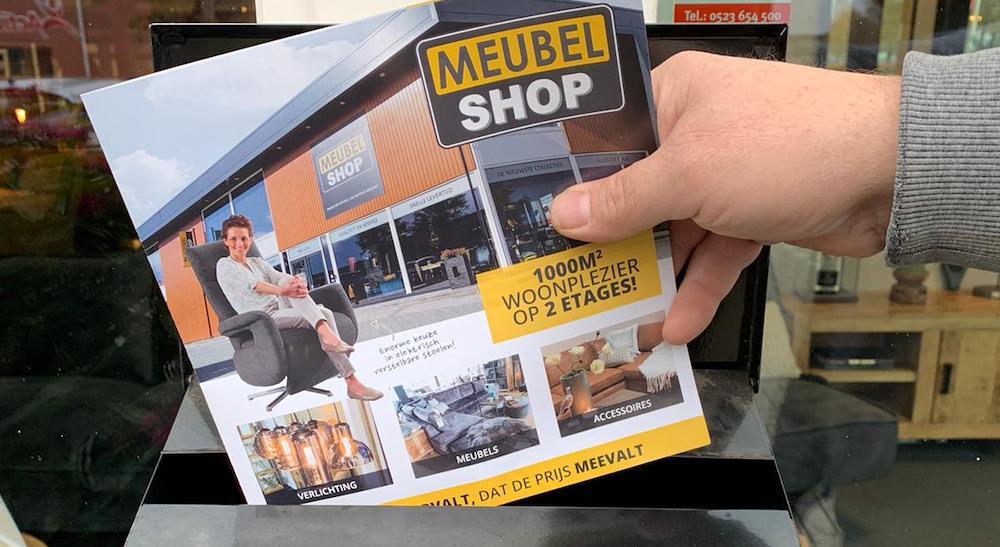 Meubelshop Emmen folder 3