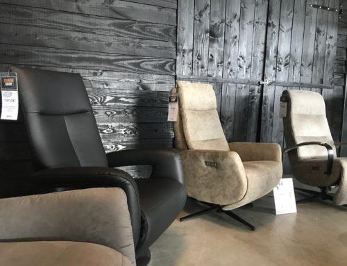 Wilt u ontspannen zitten? Wij hebben de perfecte relaxstoel!