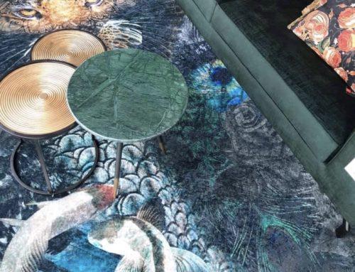 Creëer een speels interieur met ronde vormen