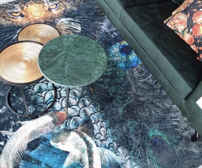 speels interieur met ronde vormen accessoires 2