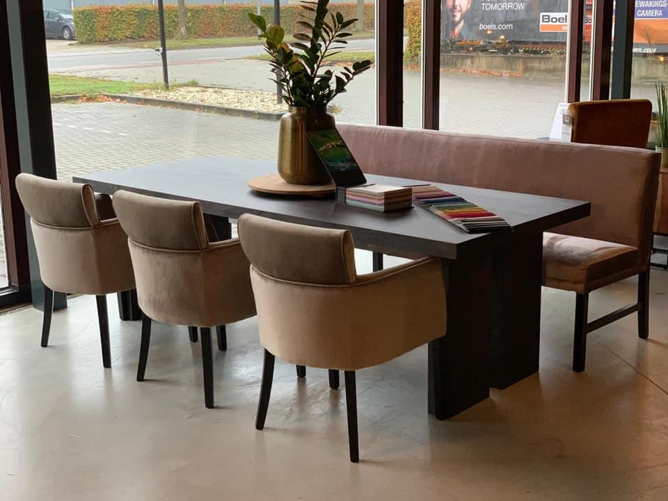 Elegant tafelen Meubelshop Emmen