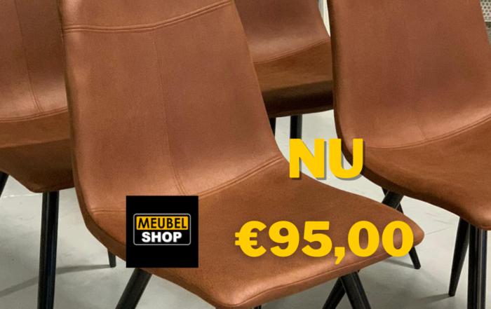 Prachtige set stoelen