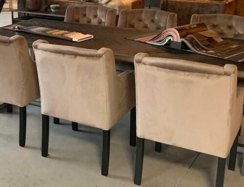 Lang tafelen, welke eetkamerstoel kiest u?