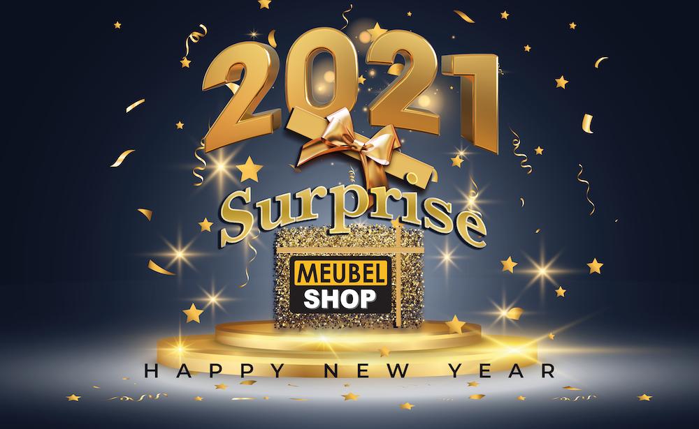 nieuwjaars actie Meubelshop
